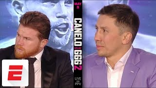 [FULL] Canelo Alvarez vs. Gennady Golovkin II Press Conference | ESPN