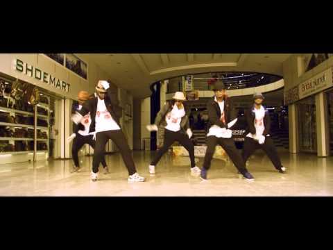 ULTIMATE STOMPER'Z (US'z) tonight im loving you dance choreography