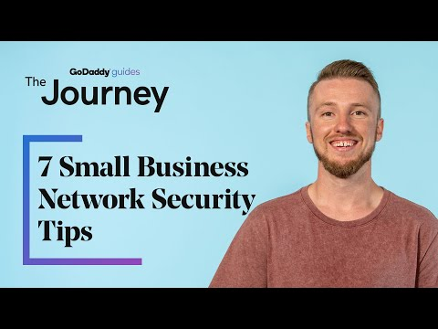 7 Small Business Network Security Tips