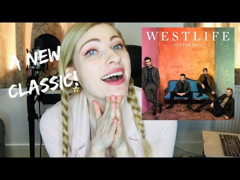 WESTLIFE – Better Man [Musician's] Reaction And Review!