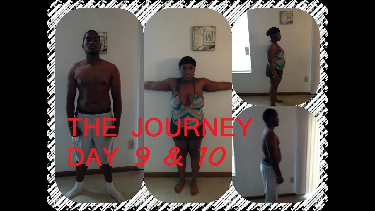 MASTER CLEANSE & INSANITY WORKOUT DAY 9 & 10 - YouTube