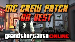 GTA Online [GTA5] How to Apply MC Patch To Vest - Easiest Way! 1.33