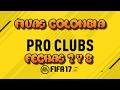 FIVAS COLOMBIA FECHAS 7 y 8