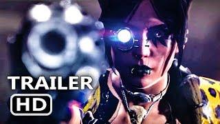 PS4 - Necromunda Underhive Wars Trailer (2018)