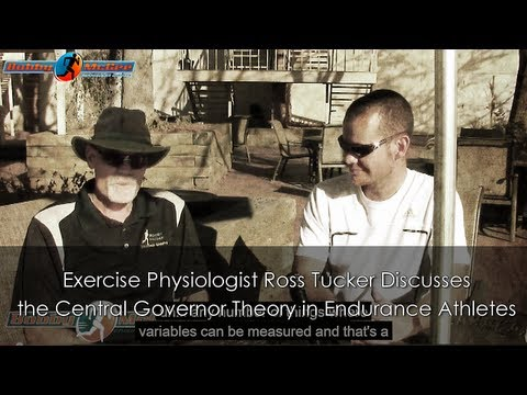Exercise Physiologist Ross Tucker Discusses the Central Governor Theory in Endurance Athletes