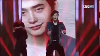 Супер танец Ли Чон Сока!!!!