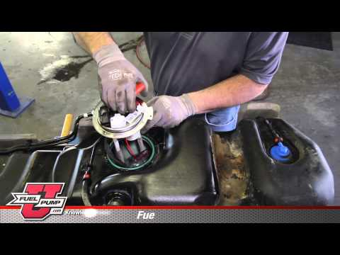 How to Install Fuel Pump Assembly E4005M in a 2010 - 2013 ...