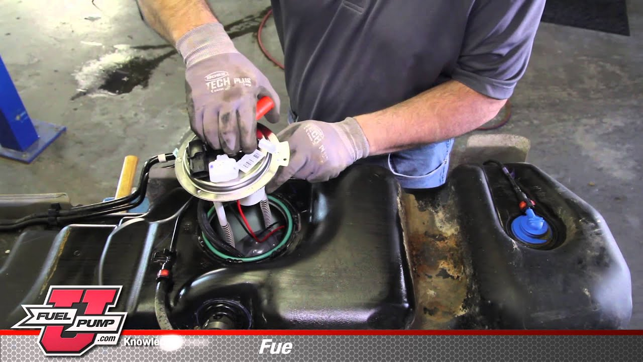 how to install fuel pump assembly e4005m in a 2010 2013 chevy rh youtube com chevy silverado high pressure fuel lines silverado fuel line replacement [ 1280 x 720 Pixel ]