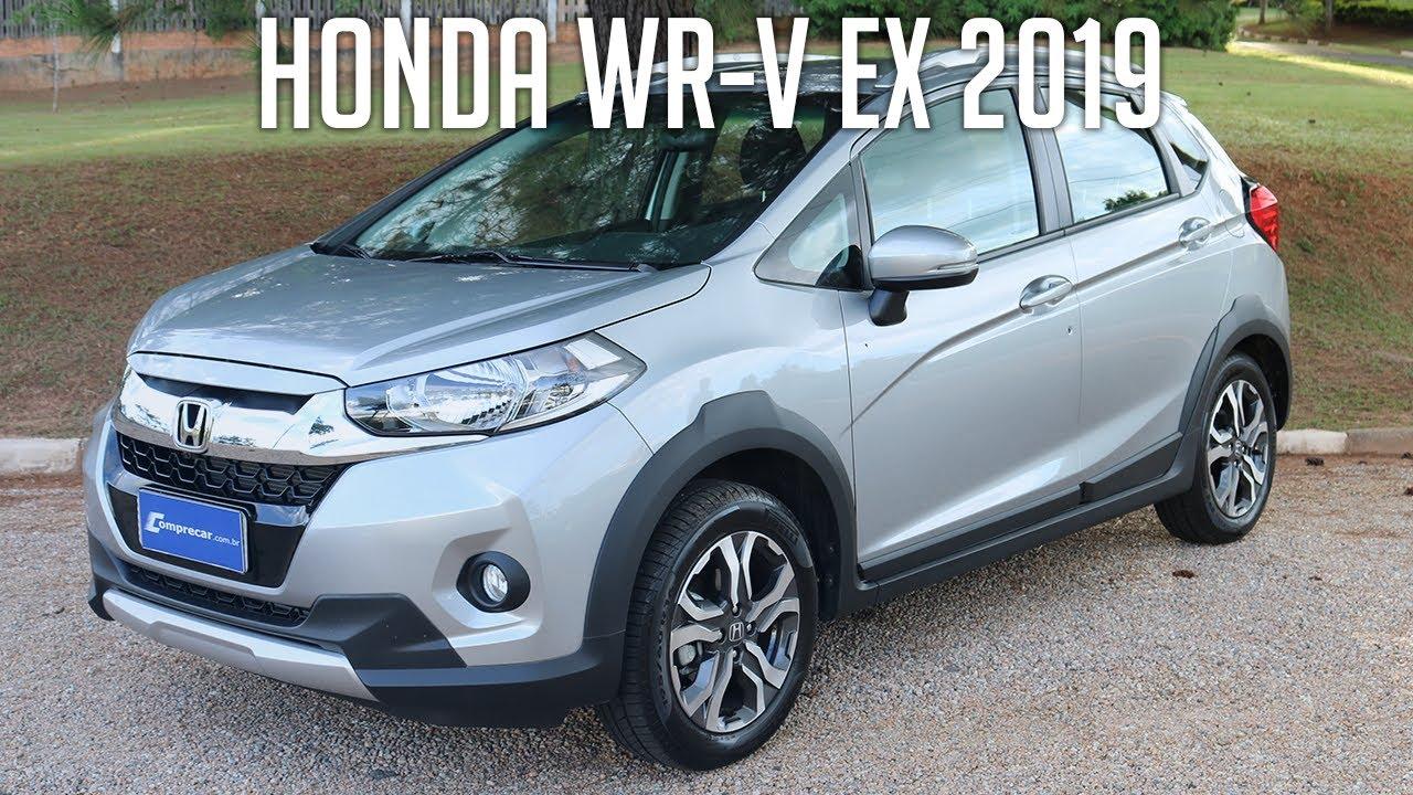 Avaliação: Honda WR-V EX 2019 - YouTube