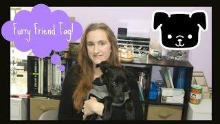 || Furry Friend Tag!! || Thumbnail