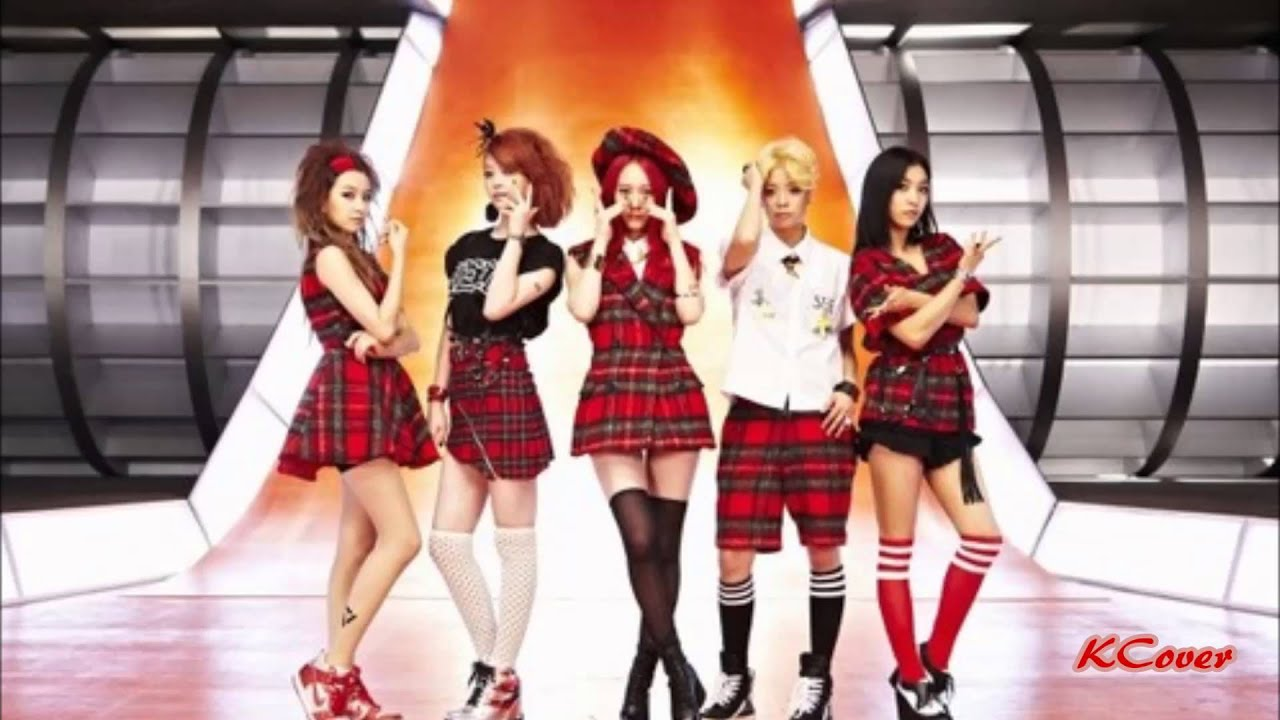 [COVER] F(x) - Rum pum pum pum ~ - YouTube F(x) Amber Red Light Live