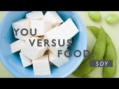 What's the Deal With Soy? A Dietitian Breaks Down the Pros and Cons | You Versus Food | Well+Good