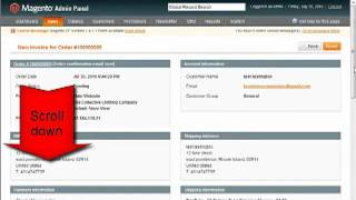Magento - How to manage orders in magento