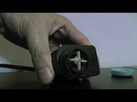 AquaClear30 Noise Reduction