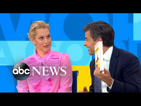 Ali Wentworth opens up about new book on 'GMA'