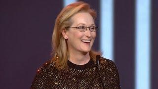 Meryl Streep: I Feel More Like an