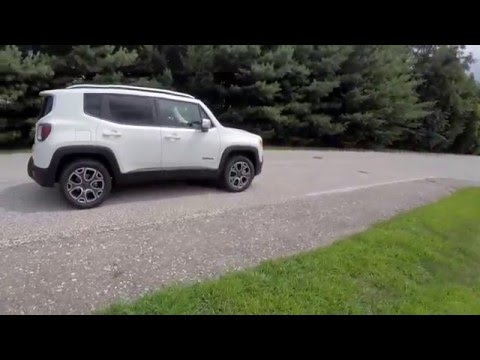 2016 Jeep Renegade 4x4 Limited Review