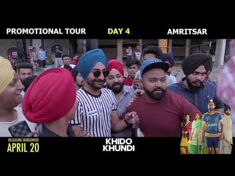 Khido Khundi   Promotional Tour   Day 4    Amritsar