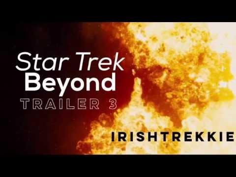 Star Trek Beyond   Trailer 3   Doomed Enterprise ?!