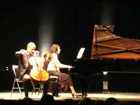 Frascone & Miroshnikov - Franck sonata A major (2/4)