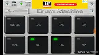 Kendang versi android(drum machine) *keloas*