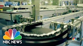 FDA Approves Regeneron's Covid-19 Antibody Treatment | NBC Nightly News