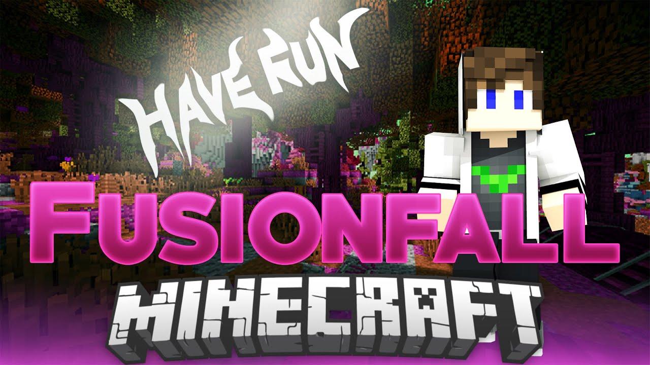 Minecraft Fusionfall Modpack Chaosflo Arazhul YouTube - Chaosflo44 skin fur minecraft pe