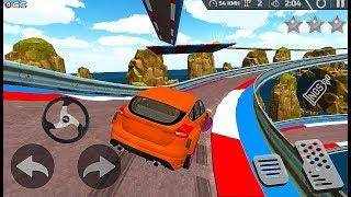 Mega Ramps Ultimate GT Races Stunts - Mega Ramp Car Games - Android GamePlay #6