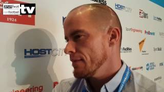 2016-07-15 World Football Forum - Iain Hume (Atletico de Kolkata) Interview