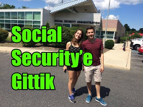 Social Security Number (SSN) Almak | Amerika'daki En UCUZ Outlet! | Work and Travel