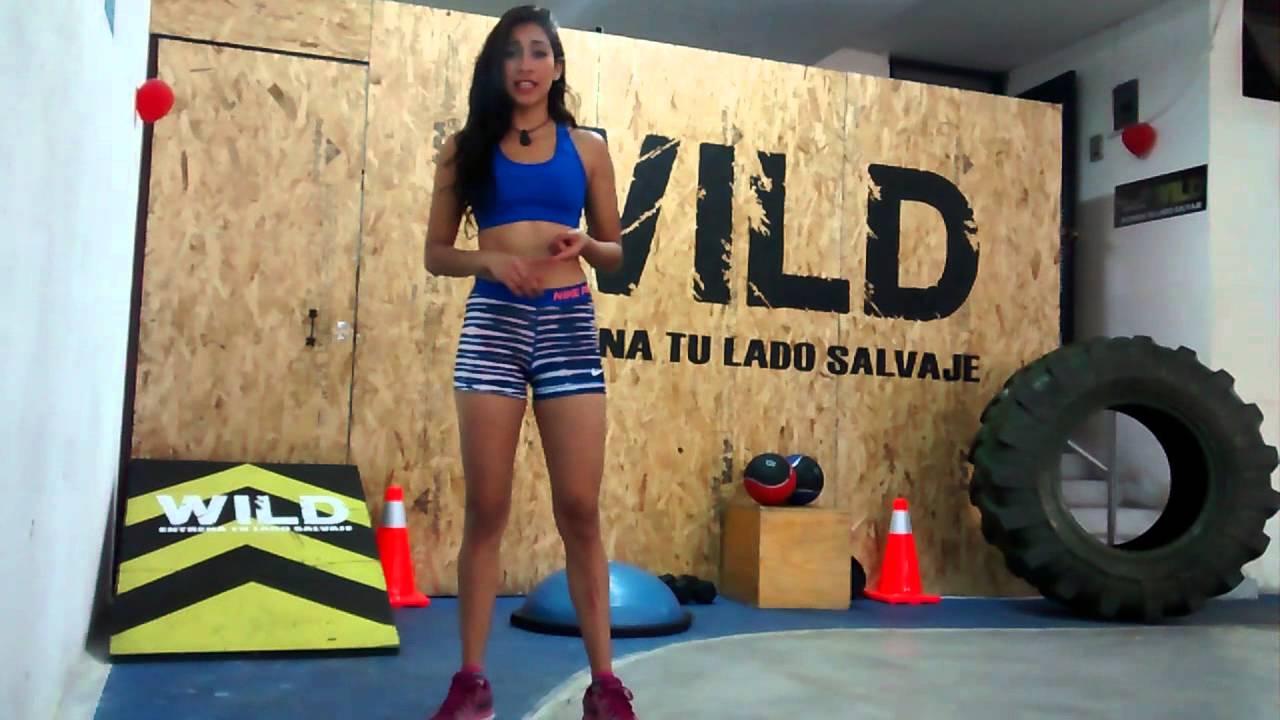 Wild entrenamiento funcional youtube for Entrenamiento funcional