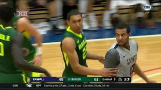 Randall vs Baylor Men's Basketball Highlights