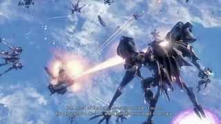 xenoblade Chronicles X  первый запуск (Xenoblade Chronicles X: First Look)