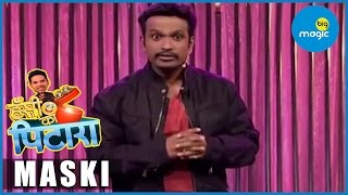 Maski Comedy | Hindi Comedy 2016