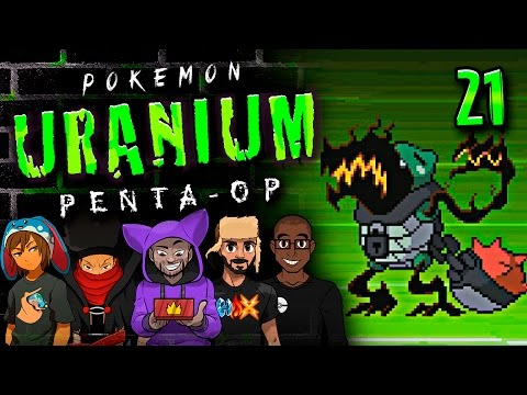 "Pokémon Uranium 5-Player Nuzlocke - Ep 21 ""GARLIKID RETURNS!!"""
