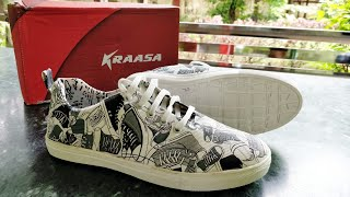 krassa shoes casual shoes unboxing first impression shoes under 500