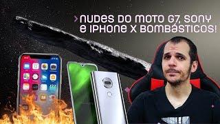 Nudes do Moto G7, mais Oumuamua, Sony e iPhone X em novidades explosivas ~ Cebolasalhos #07