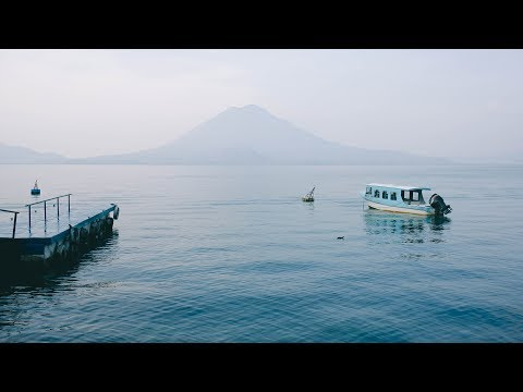 Travel Vlog 1 - Guatemala - Antigua & Lake Atitlan
