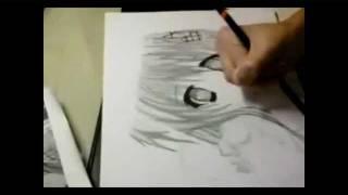 Drawing Ui - Hoshizora e Kakaru Hashi