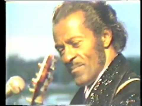Chuck Berry Ladner (Vancouver) BC 1980 remastered