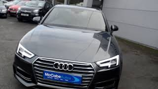 2016 AUDI A4 2.0 TDI S LINE 4DR SALOON ONLY 32,000 MILES