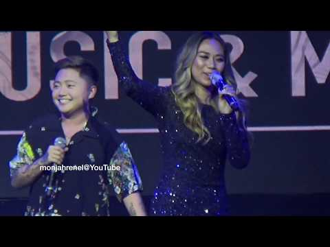 Jake Zyrus Charice & Jessica Sanchez FULL DUET The Prayer