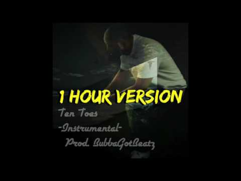 Ten Toes Challenge Instrumental (1 Hour Version)