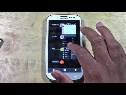 Galaxy S3 for Beginners | H2TechVideos