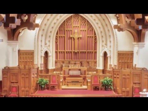 Church Organ Basics - Divisions