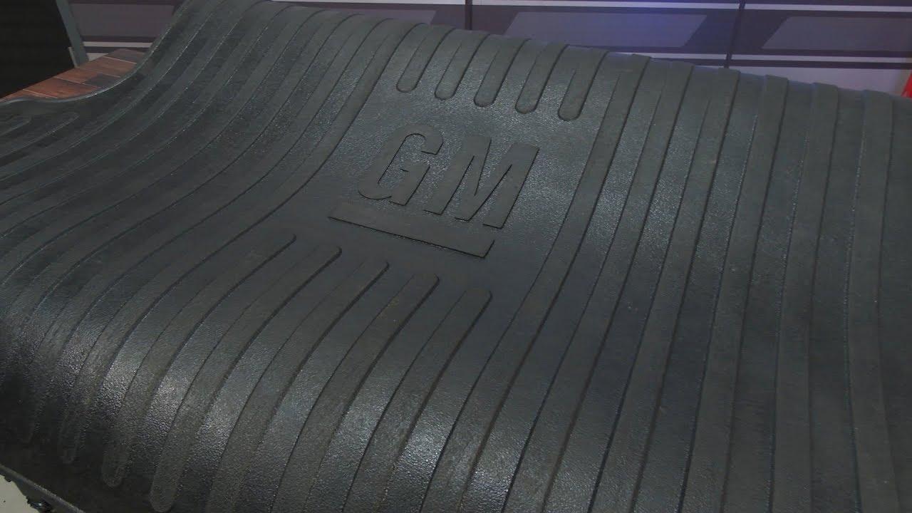 Chevrolet Silverado Gmc Sierra General Motors Rubber Bed