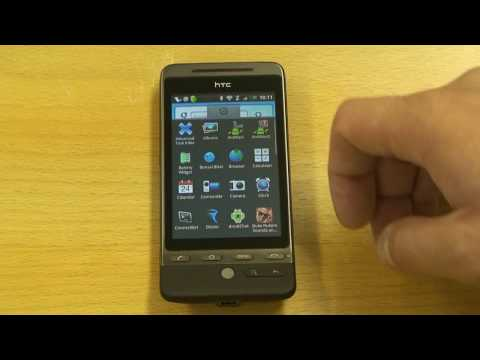 HTC Hero Sense & Android UI