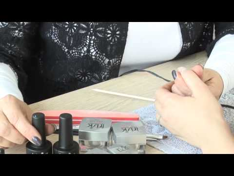 Ириск укрепление ногтей биогелем
