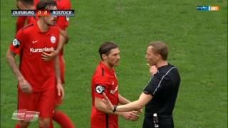 MSV Duisburg - FC Hansa Rostock 12.Spieltag 16/17|MDR