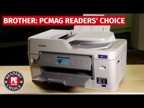 Brother International receives PC Mag Reader